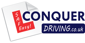 Conquer Driving Logo