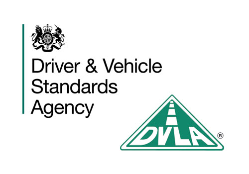 Links to DVLA and DVSA
